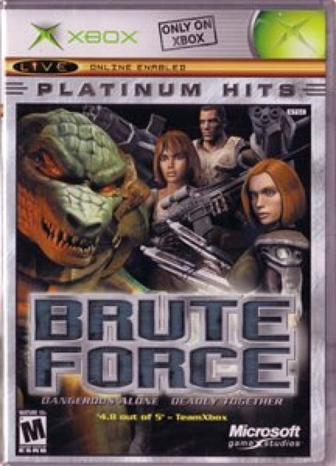 Co-Optimus - Brute Force (Xbox) Co-Op Information