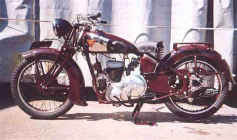 1940 MM 350cc Classic Motorcycle Pictures