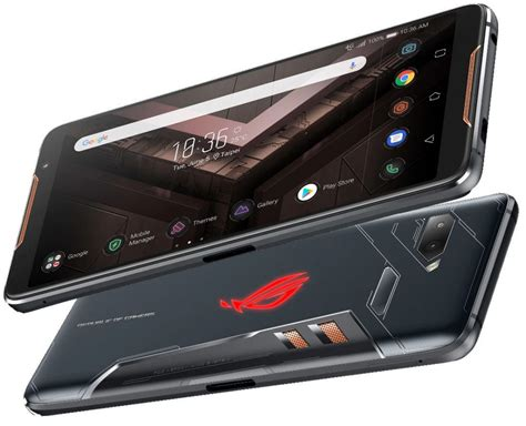 Asus ROG Phone with 6-inch AMOLED 90Hz HDR display