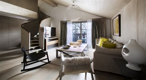 Cheval Blanc Courchevel, a jewel in the snow - LVMH