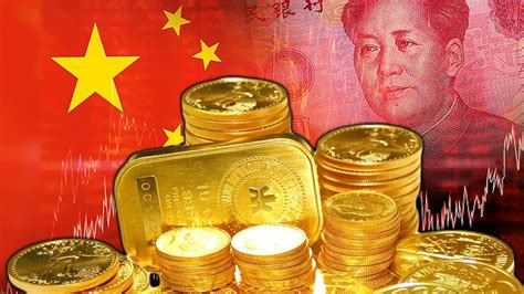 What is the Link Between RMB Yuan and Gold? - Live Trading
