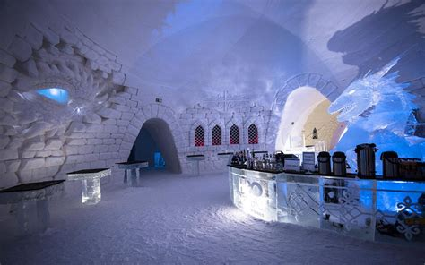 This 'Game Of Thrones' Ice Hotel Will Make Anyone Feel