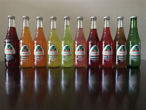 I Bought Every Flavor of Jarritos Available And Tried Them All