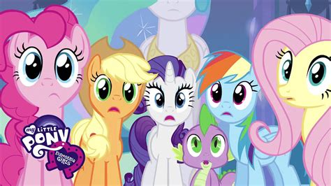 My Little Pony: Equestria Girls - 'The Magic of Friendship