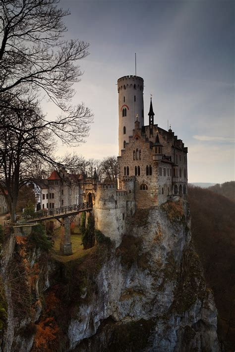 Lichtenstein castle, Germany | This image on sale here