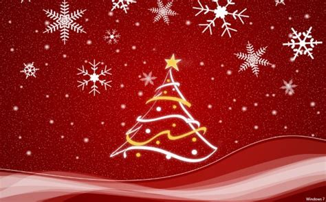 Download Christmas Theme Pack from Microsoft