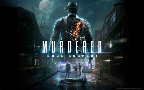 Get Your Murdered: Soul Suspect Wallpapers From Here