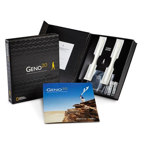 Gift Guide :: DNA Ancestry Kit {Genographic Project from