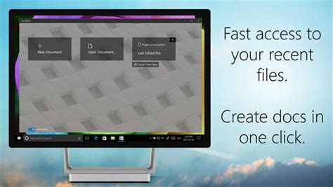 Doc Opener for Windows 10 PC Free Download - Best Windows