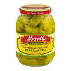 Mezzetta Products Are Artichokes, Olives And Peperoncini!