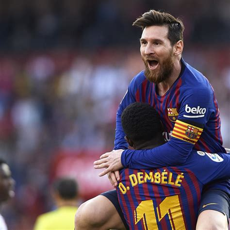 La Liga Results 2019 Week 25: Final Scores and Updated