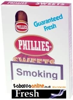 Phillies Sweets Cigars made in USA