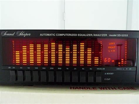 SOLD: ADC SS-525X Graphic Equalizer