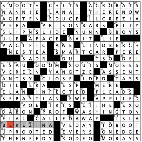 Rex Parker Does the NYT Crossword Puzzle: Civil rights