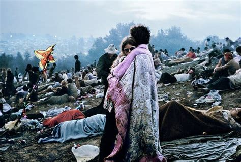 The Man Who Photographed Woodstock's Most Iconic Couple